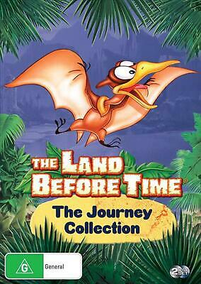 The Land Before Time | Journey Collection - DVD Region 4 Free Shipping!