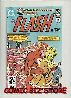 Flash #302  (1981) 1St Printing Bagged & Boarded Dc Comics Vg+ 4.5