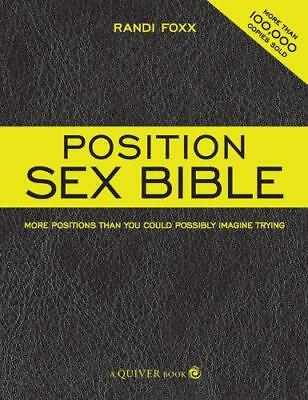 Position Sex Bible by Randi, Foxx, NEW Book, (Paperback) FREE & Fast Delivery