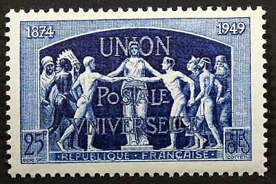 France Anniversaire Upu  Timbre Neuf N° 852  **  Mnh 1949    B4
