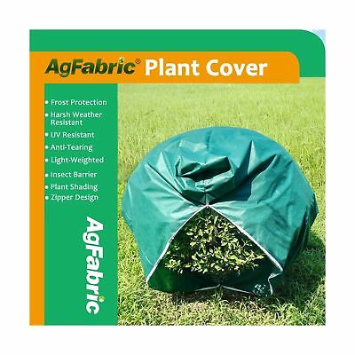 Agfabric Plant Cover Warm Worth Frost Blanket - 1.5 oz Fabric of 108''Hx120''...