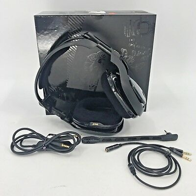 ASTRO Gaming A40 TR Gaming Headset for PC, Black  #BL23