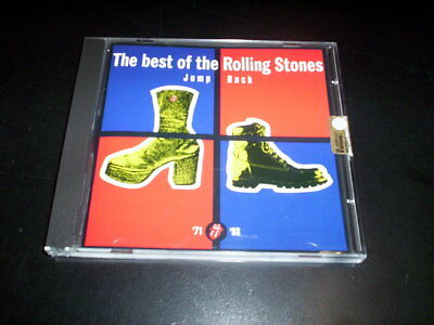 The Rolling Stones – Jump Back (The Best Of The Rolling Stones '71 - '93) CD