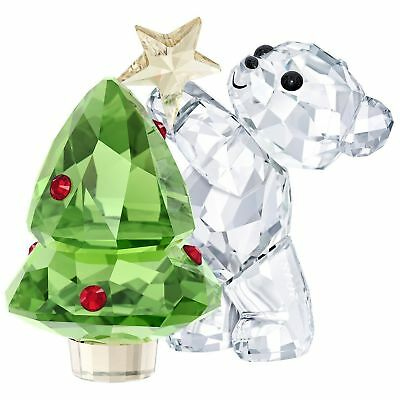 NEW Swarovski Christmas Kris Bear New for 2018 Annual Edition 5399267