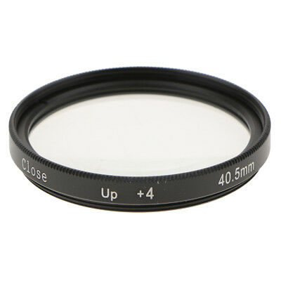 For Sony A5000 A5100 A6000 A6300 A6500 Macro Close Up Lens Filter 40.5mm +4
