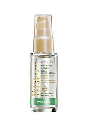 Avon Advance Techniques Dry Ends Serum - Daily Shine