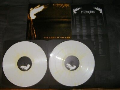 My dying Bride - The Light at end of world 2 LP VINYL NOTVD Nr. 301 / 500