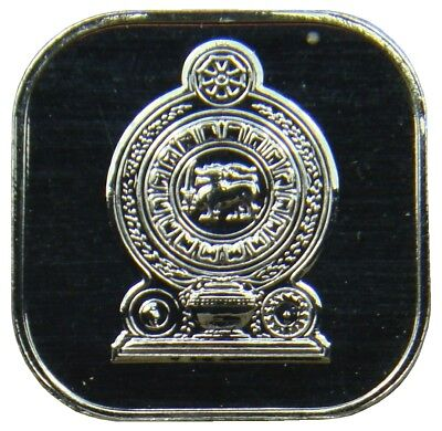 (P226) - Sri Lanka - 5 Cents 1978 - Staatswappen - Proof - KM# 139a
