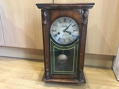 antique pendulum Wall clock spairs or Repairs -  Working And Ticking