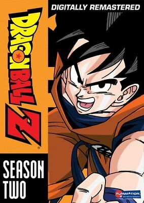 Dragon Ball Z Season 2 Boxset Anime RC2 [6 DVDs] -Remastered-