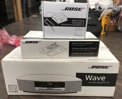 Bose Wave III Music System
