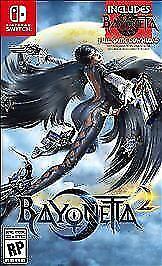 Bayonetta 2 for Nintendo Switch - Game Cartridge ONLY (No Digital Download) - VG