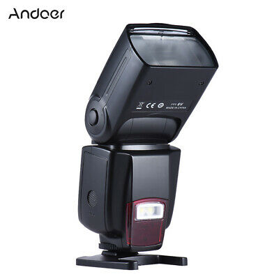 GN50 Flash Speedlite Luce Per Canon Nikon Pentax Olympus DSLR Fotocamere W4W8