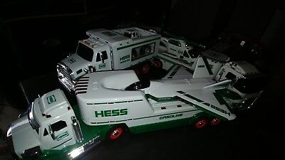 HESS TOY TRUCK LOT of  3 Excellent Condition ! Collectible !