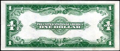 1923 Large-Size $1 Dollar Silver Certificate Fr-237