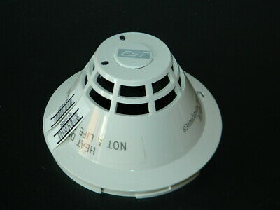 Edwards Est Siga-Hrs Intelligent Fire Heat Detector With Siga-Sb Base