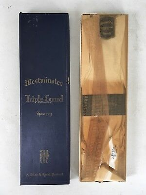 Vintage Westminster Hosiery Silk Stockings In Original Box NOS Fashion
