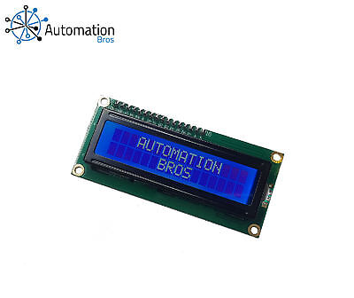 1602 LCD Display I2C Arduino Compatible