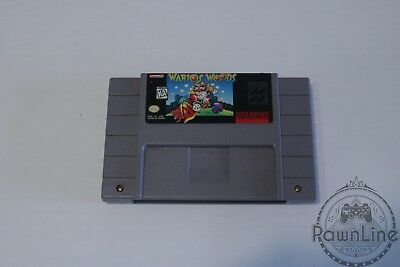 Wario's Woods (Super Nintendo Entertainment System, 1994)
