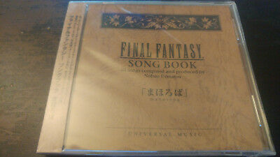 Final Fantasy Song Book songs composed and produced Nobuo Uematsu MIYA Records