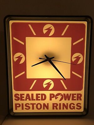 "1944 Sealed Power Piston Rings New Metal Sign 6 x 18/"" Free Shipping Pin Up Theme"
