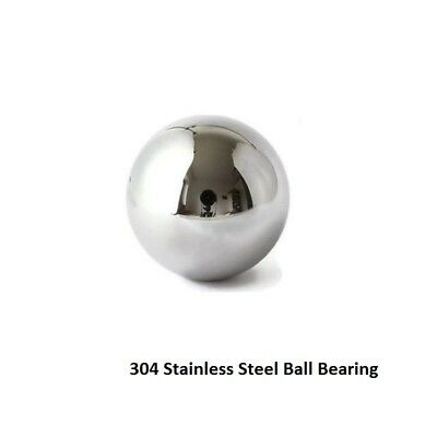 Chrome Nickel 304 Stainless Steel Ball Bearing G200 Grade 200 1mm-60mm Bicycle