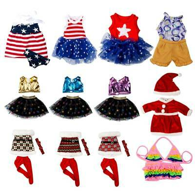 Doll Clothes Pajames Shoes for 18inch  Girl Our Generation My Life Dolls