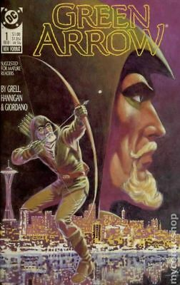 Green Arrow (1st Series) #1 1988 VF Stock Image