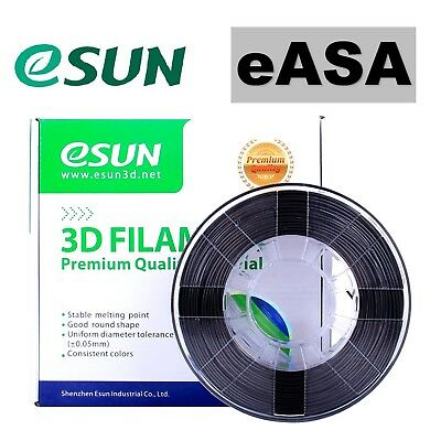 eSUN ASA 3D Filament 1.75mm 1kg Free Shipping