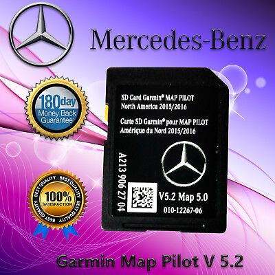 mercedes benz a2139062704 garmin map pilot navigation sd. Black Bedroom Furniture Sets. Home Design Ideas