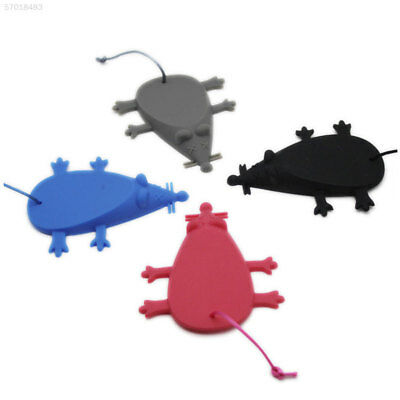 9518 Baby Safety Home Security Door Clip Cartoon Silicone Four Colors Safeguard