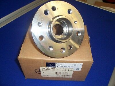 OEM FRONT DISCS AND PADS 330mm FOR MERCEDES-BENZ M-CLASS W164 ML350 3.5 2005-11
