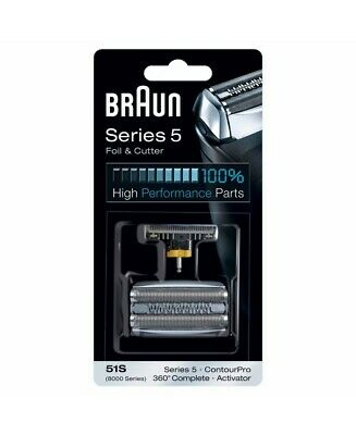 New Braun Series 5 51 S Foil & Cutter Shaver Replacement Part 51 S 81253272 Se