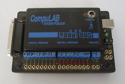 Interface CompuLAB USB