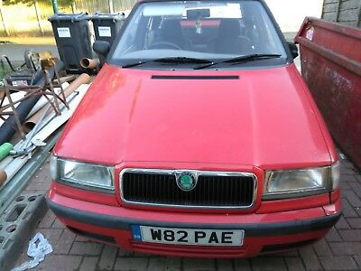 SKODA FELICIA L 1289cc for spares or repair