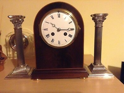 French antique clock Japy Freres ( Grd Med D'Honneur )