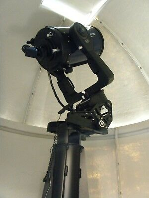 "Meade LX200GPS 12"" telescope with dome, pier, wedge and accessories"