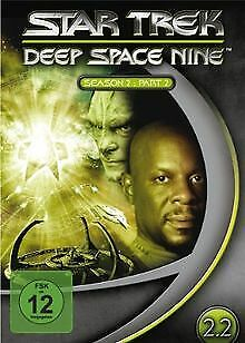 Star Trek - Deep Space Nine: Season 2, Part 2 [4 DVDs] | DVD | Zustand sehr gut