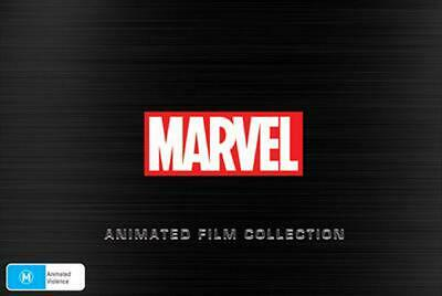 Marvel Animated Film Collection | 6 Pack - DVD Region 4 Free Shipping!