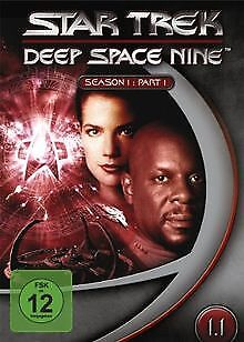 Star Trek - Deep Space Nine Season 1.1 (3 DVDs) | DVD | Zustand gut