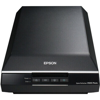 Epson Perfection V600 Photo A4 Flatbed Scanner