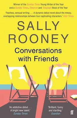 Conversations with Friends, Rooney, Sally, New