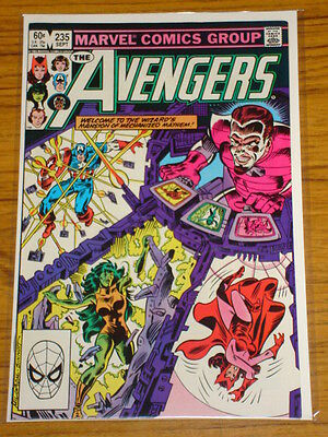 Avengers #235 Vol1 Marvel Comics Scarce September 1983