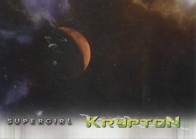 Supergirl Season 1 Locations Chase Card L4 Krypton