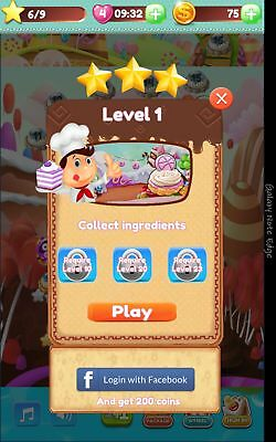 Android Candy blast Game for Sale