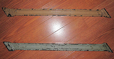 Antique Iron Art Deco Handrails Railings Interior Decorate Renovate Accent Item