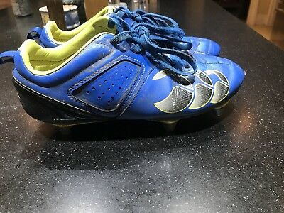 Pair Of Canterbury Rugby Boots Size 5.5