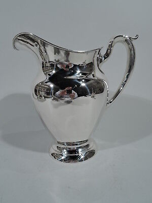 Gorham Water Pitcher - 182 - Traditional - American Sterling Silver - 1954