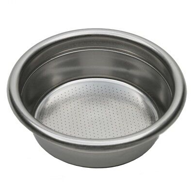 14G 2 SHOT CUP METAL FILTER BASKET 68mm FOR COFFEE MACHINE For GAGGIA CARIMALI