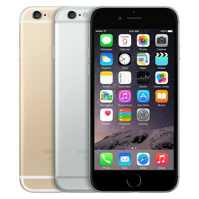 Apple iPhone 6 Plus 16GB 64GB 128GB Verizon + GSM Unlocked AT&T T-Mobile